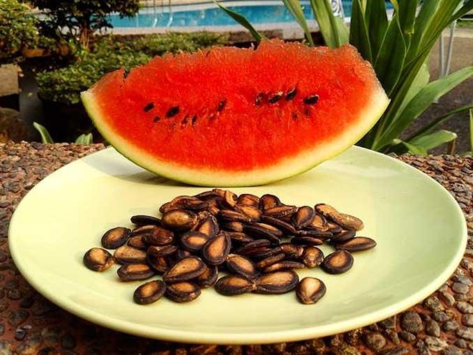 Польза арбузных семечек. 3 способа сделать семечки солеными и хрустящими