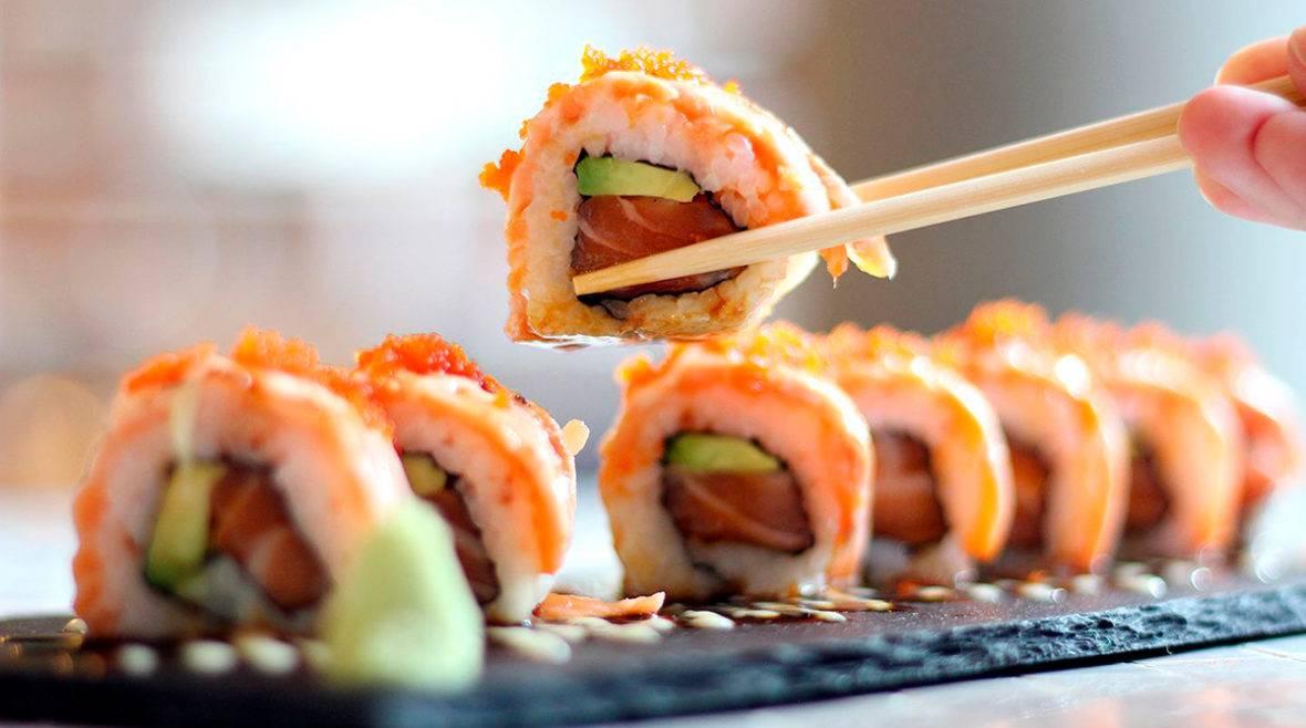Вред и польза роллов и суши для организма