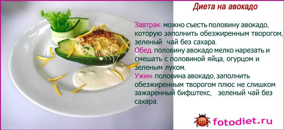 Польза авокадо для здоровья и возможный вред от его употребления