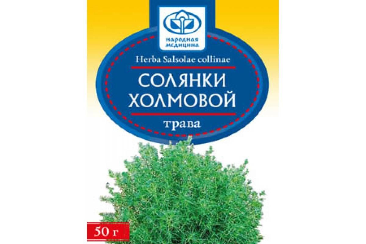 Солянка холмовая: применение при заболеваниях печени и противопоказания