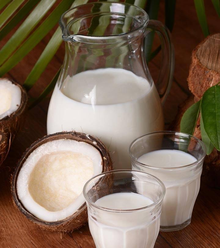 Кокосовое молоко из стружки