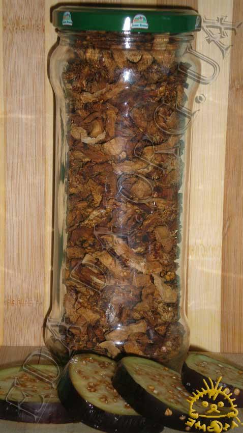 Как заготовить сушеные баклажаны на зиму в духовке? получаются как свежие!