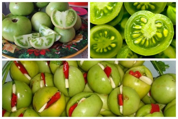 Соланин в помидорах