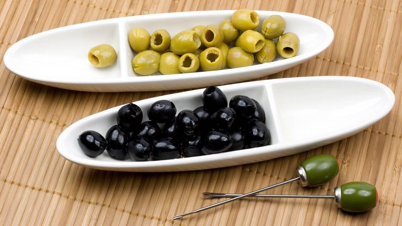 Чем полезны оливки, свойства и калорийность