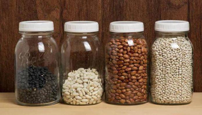 Советы, как хранить фасоль в домашних условиях. длительное хранение фасоли: сежей, сушёной, консервированной, замороженной