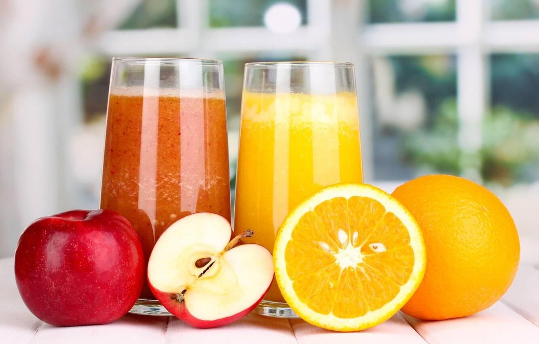 Свежевыжатые соки: польза и вред для здоровья