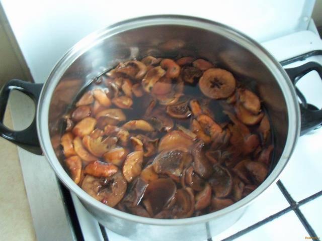 Как варить компот из сухофруктов — пошаговый рецепт