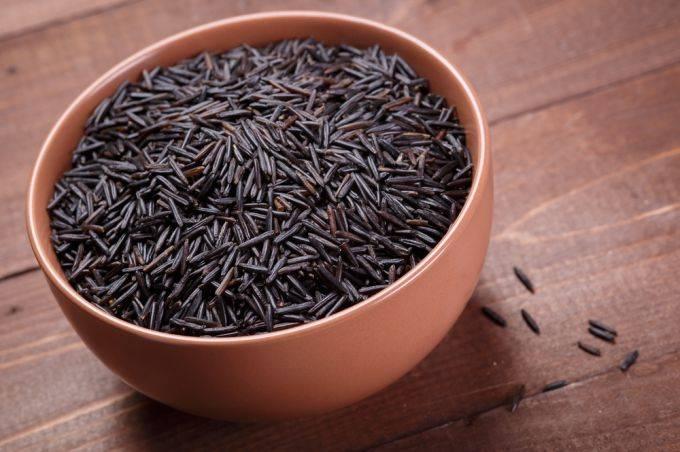 Дикий рис — польза и вред, калорийность. чем полезен дикий рис