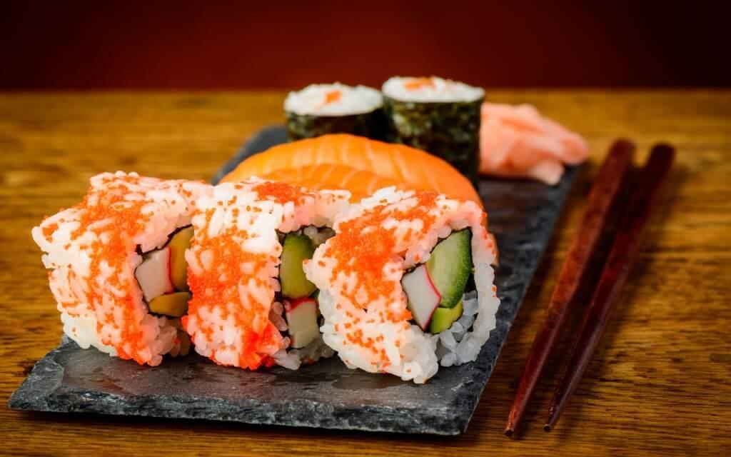 Вредны ли суши и роллы, как приготовить их дома, фото и видео