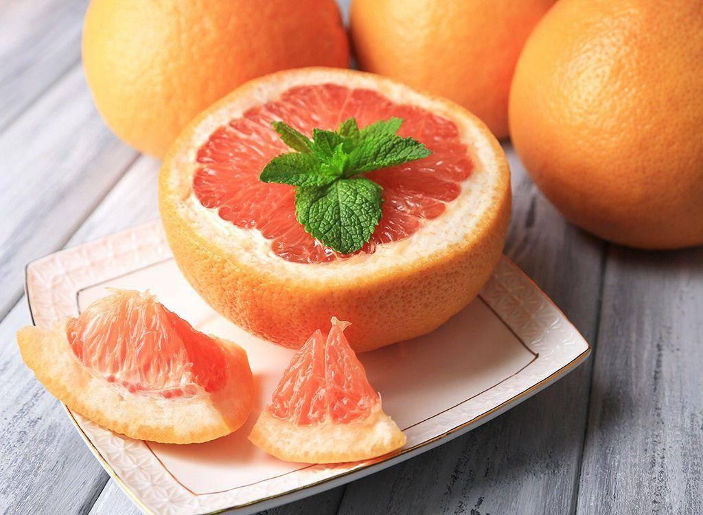 Как есть грейпфрут для похудения?