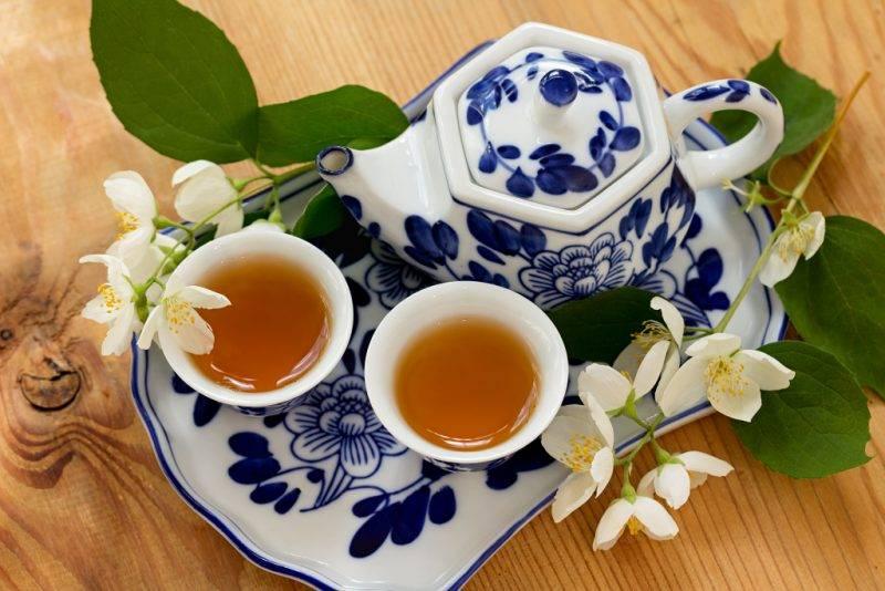 Чем полезен чай с жасмином? польза и вред