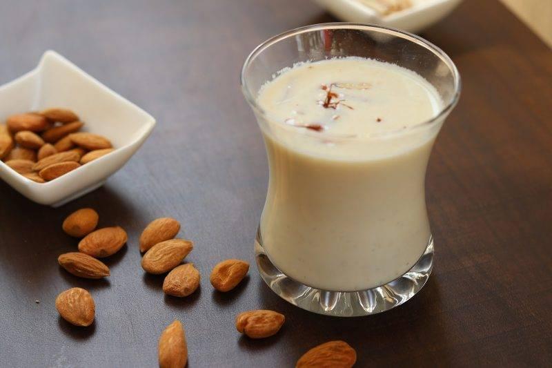 Миндальное молоко как фактор здорового образа жизни