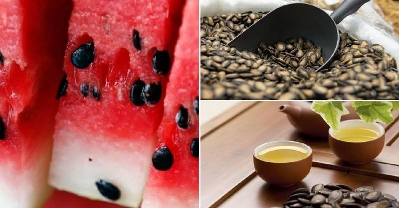 Арбузные семечки: польза и вред, популярные рецепты народной медицины
