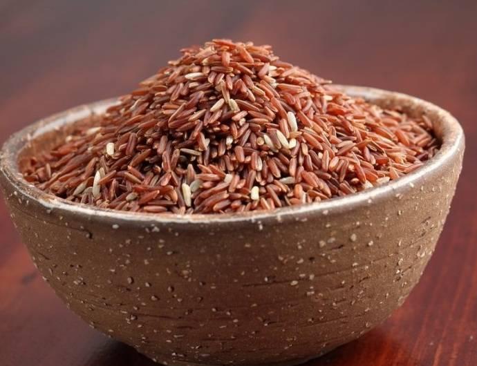 Бурый рис —польза и противопоказания. как правильно готовить бурый рис?