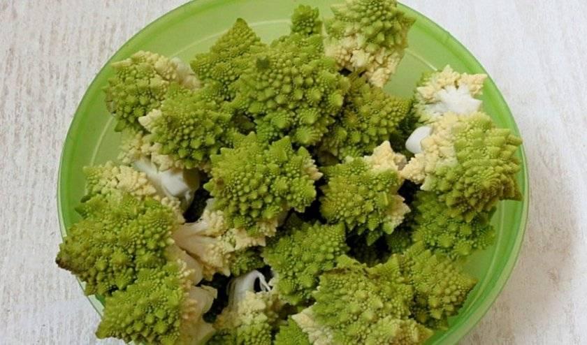 Романеско — чудо-овощ или обыкновенная капуста?