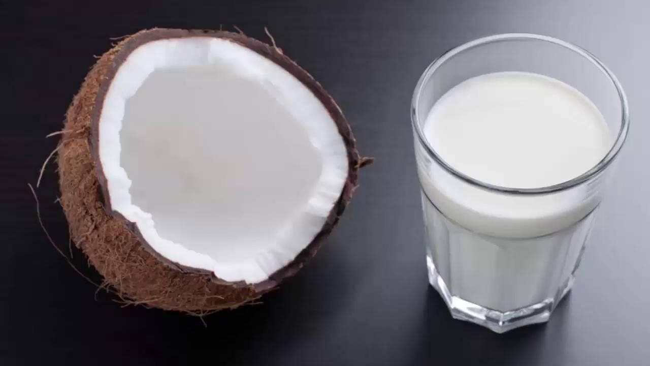 Как сделать полезное кокосовое молоко в домашних условиях