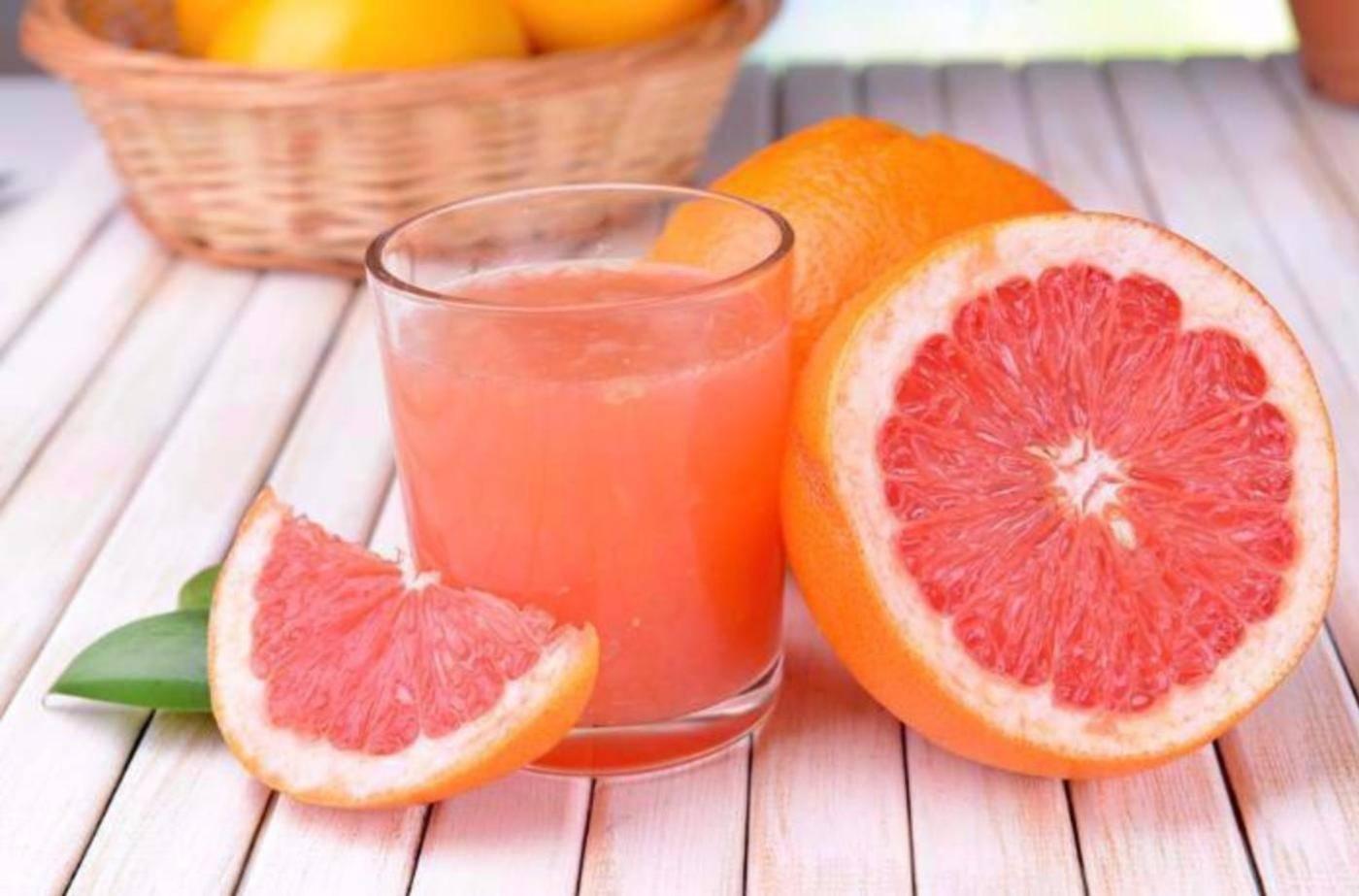 Грейпфрут — польза и чем вреден для организма человека