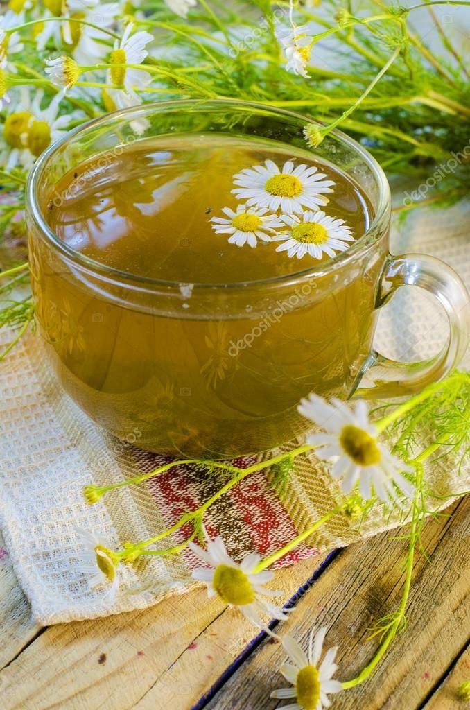 Чем полезен чай с ромашкой для организма?