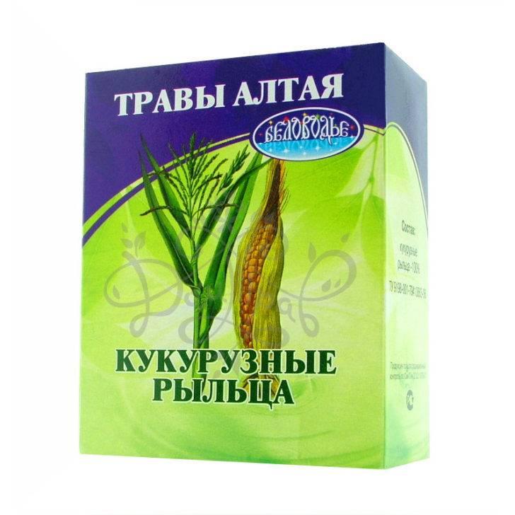 Кукурузные рыльца — лечебные свойства и противопоказания