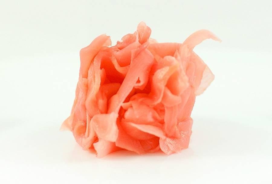 Имбирь маринованный розовый польза и вред