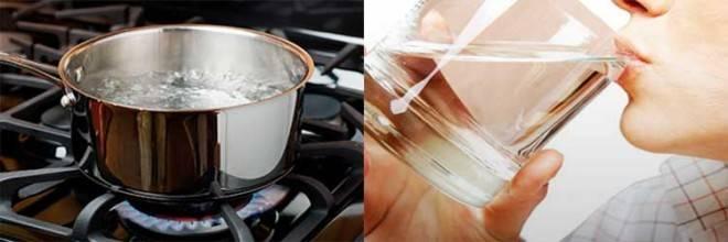 Пить кипяченую воду польза и вред