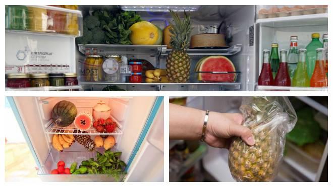 Как правильно хранить ананас в квартире