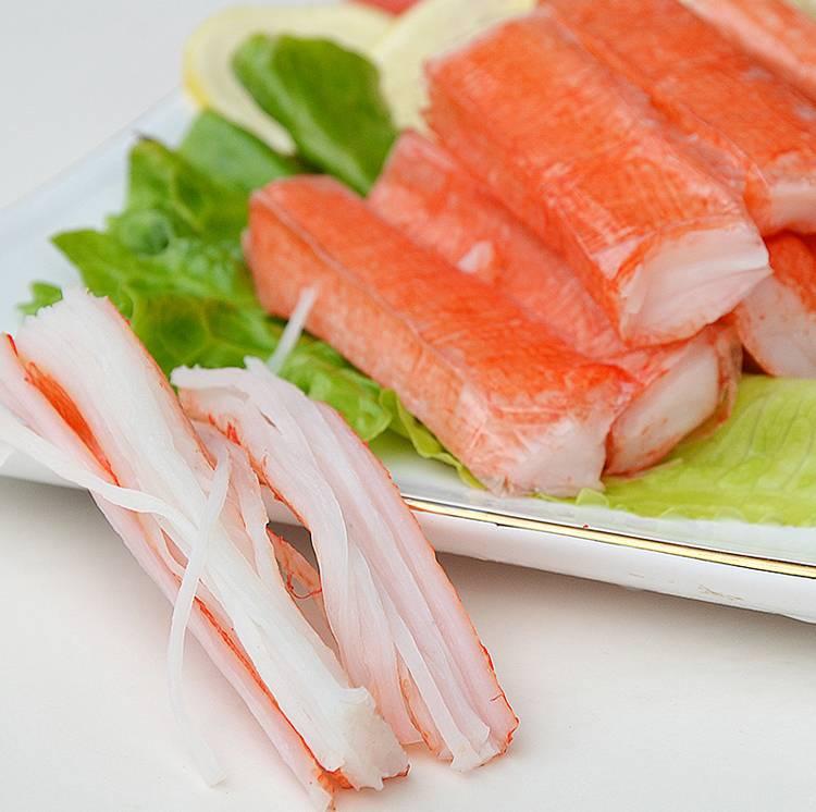 Крабовые палочки – польза и вред любимого продукта