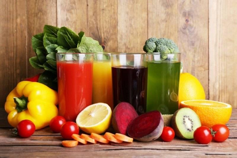 Какие соки способствуют разжижению крови человека — 7 лучших видов