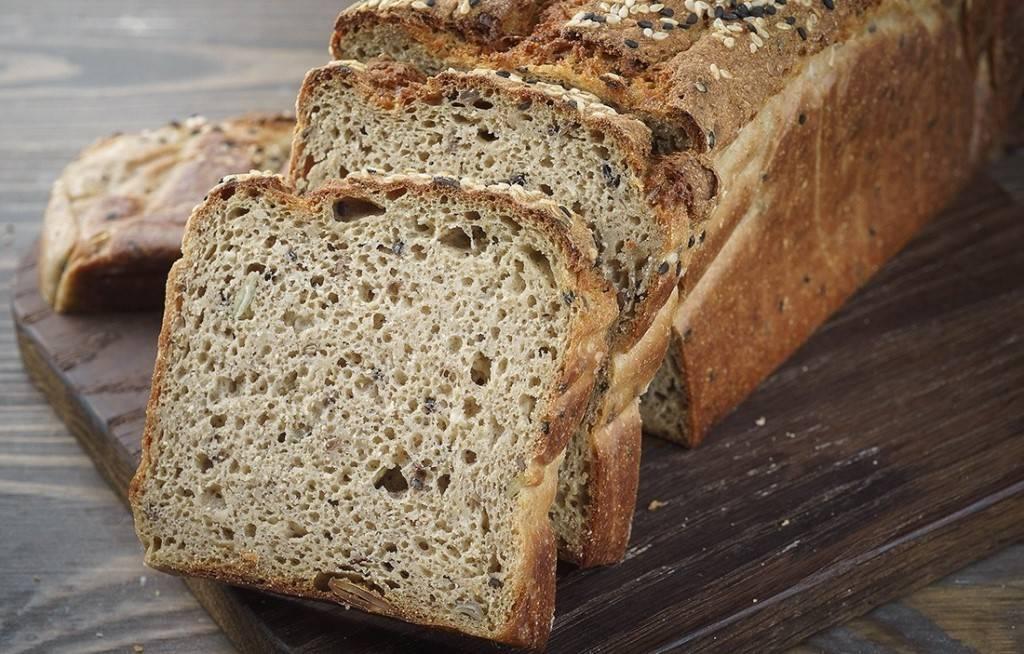 Почему полезен бездрожжевой хлеб на закваске?
