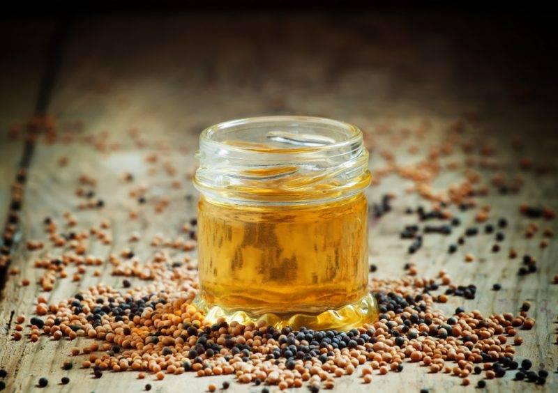 Горчичное масло, польза и вред, как принимать