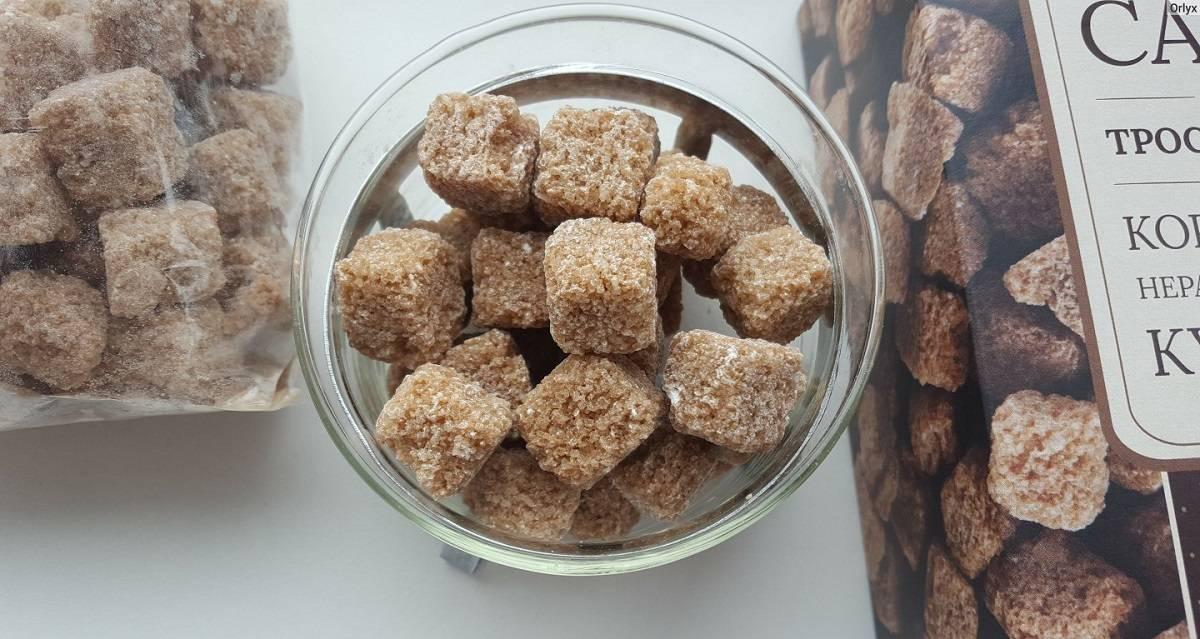 Какой сахар лучше выбрать — тростниковый или обычный? есть ли разница, польза и вред