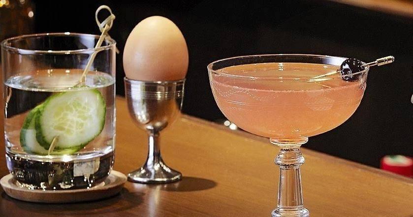 Джин как правильно пить и чем закусывать