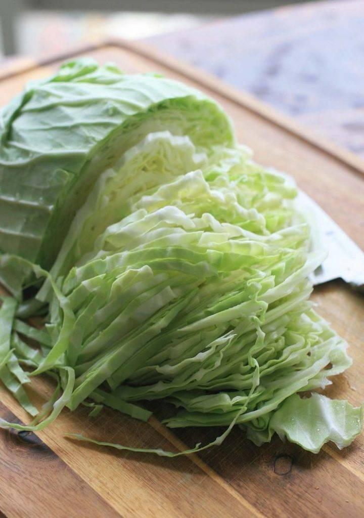 Вареная капуста — польза и вред