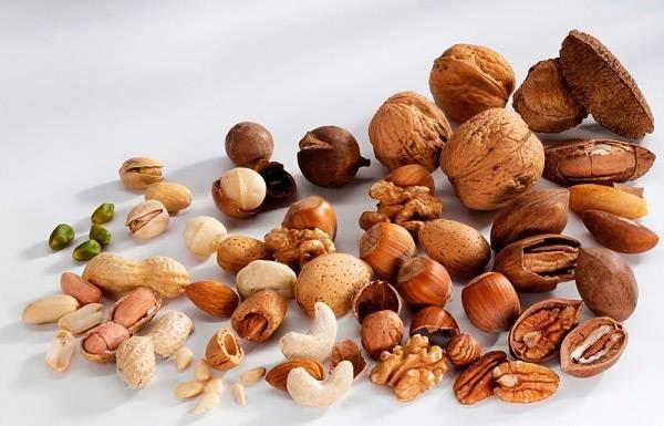 Топ-10 лучших орехов для мужской потенции