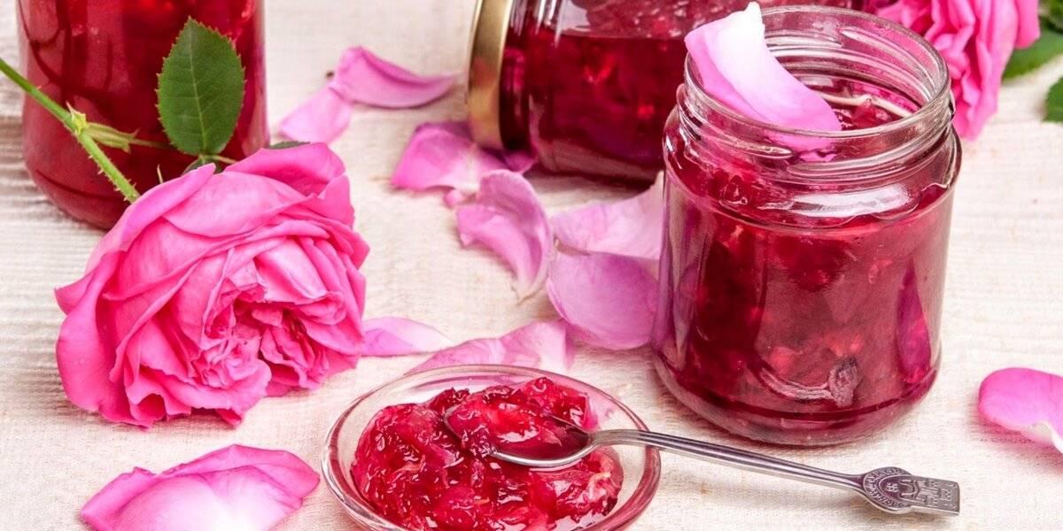 Из розы чайной ешь варенье, и наступит исцеление!