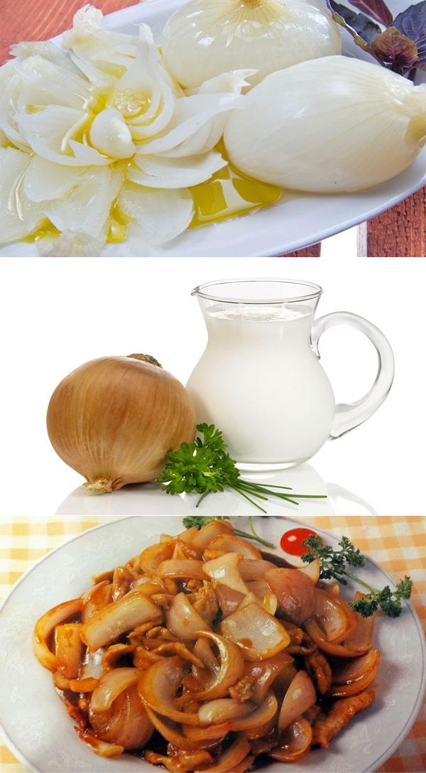 Жареный лук — польза и вред для здоровья организма
