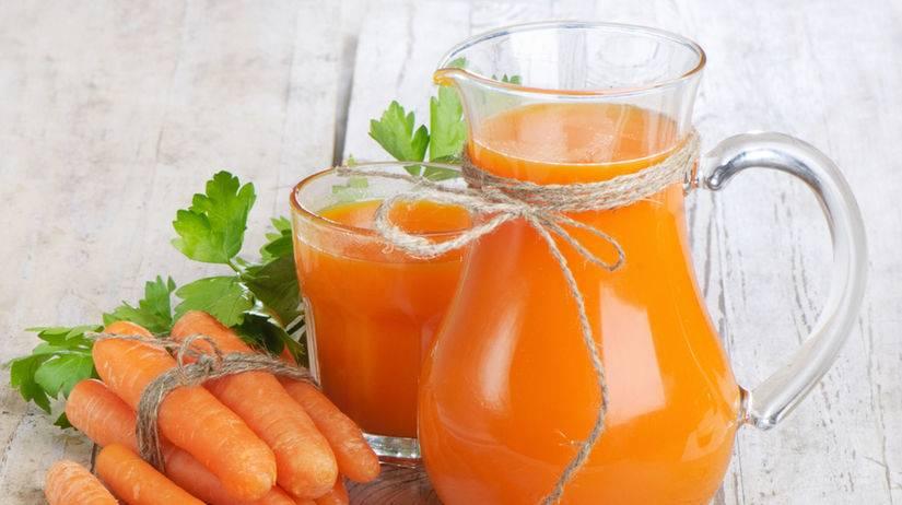 Морковный сок и морковь: польза и вред для организма