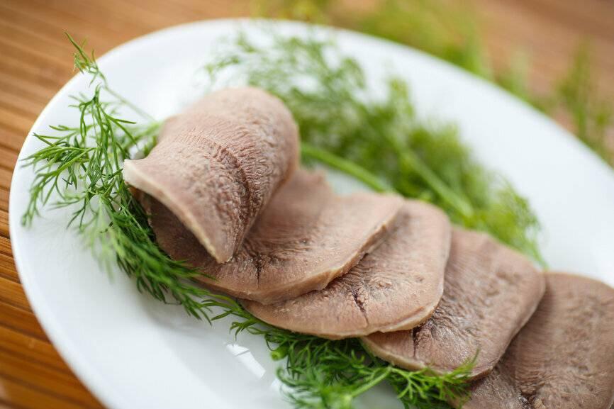 В чем польза говяжьего языка: состав, калорийность. как выбрать хороший продукт, способы хранения и приготовления языка
