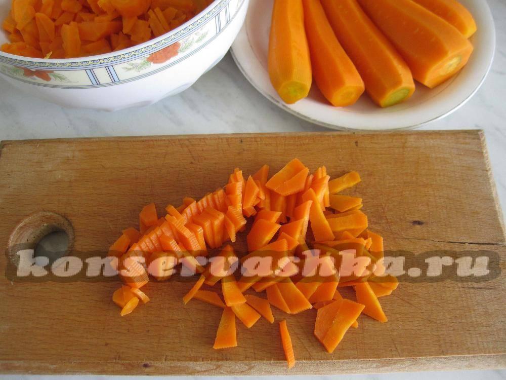 Как правильно засушить морковь дома