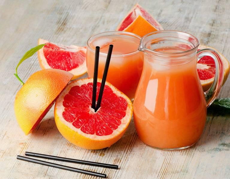 Польза и вред грейпфрута для женщин и мужчин