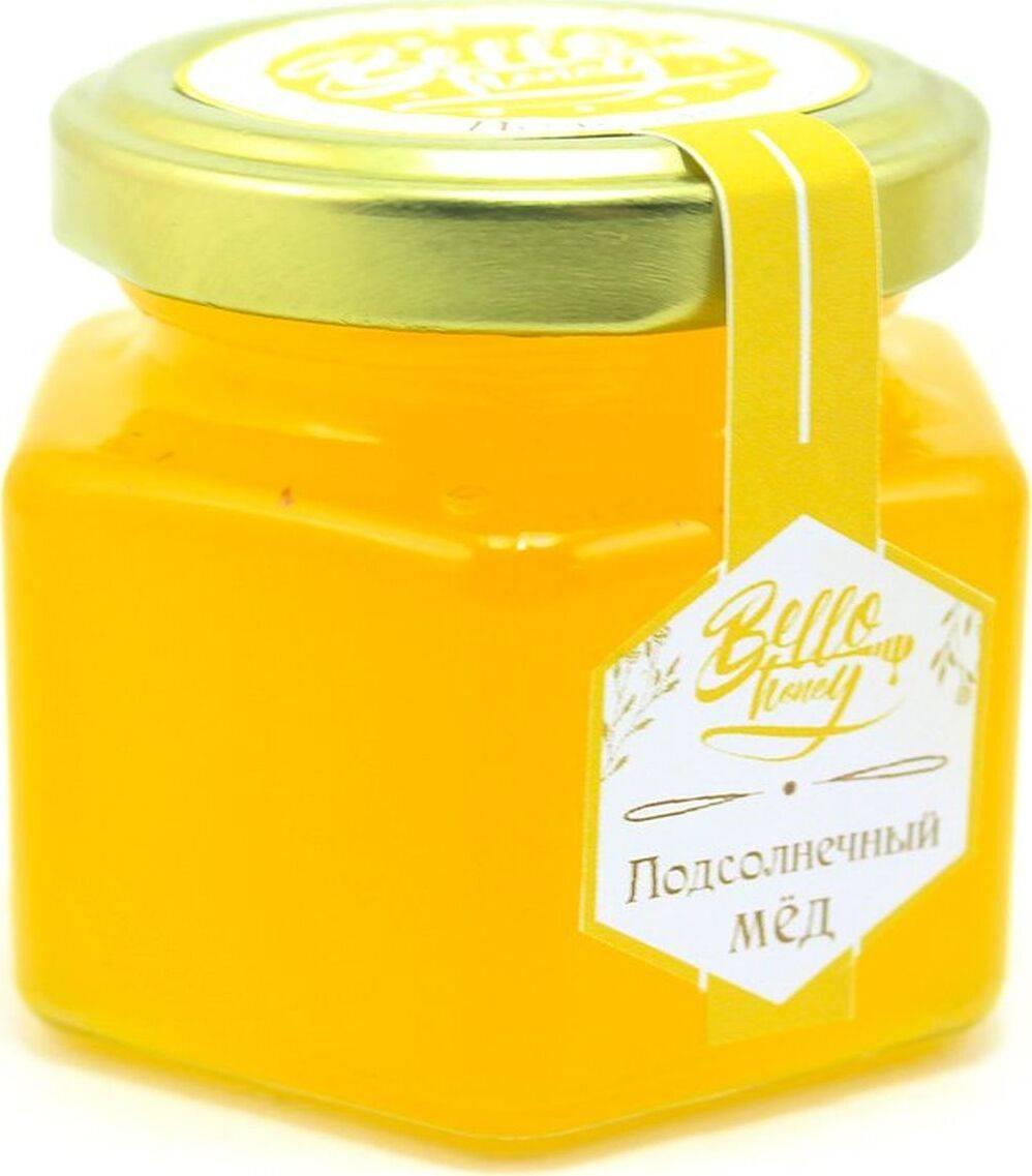 Подсолнечный мёд: польза и вред, характерные особенности, употребление, фото