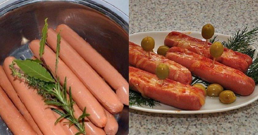 Домашние диетические сосиски из куриного филе: полезные свойства, хитрости, лучшие рецепты