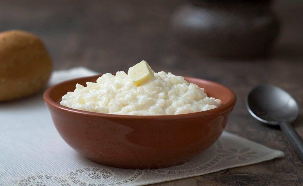 Рисовая каша при грудном вскармливании