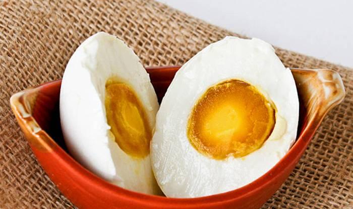 Утиные яйца польза