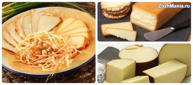 Колбасный сыр: польза и вред продукта для организма