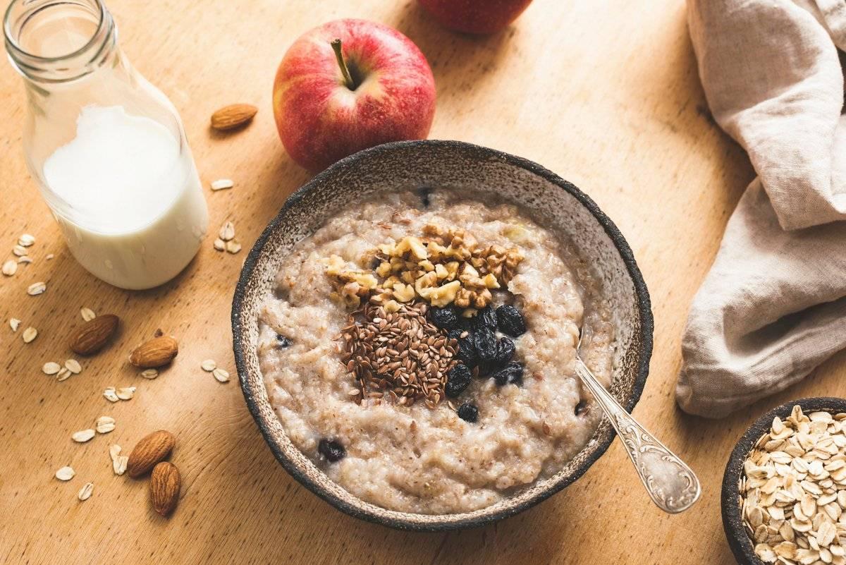 Топ-10 самых полезных каш на завтрак