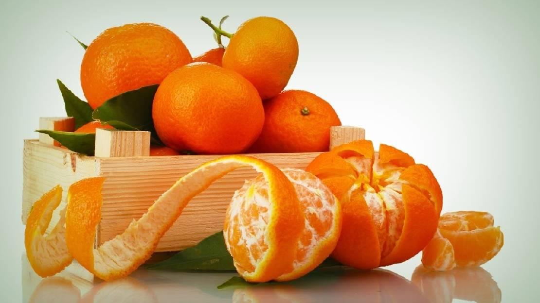 Чем полезны мандарины для организма женщины