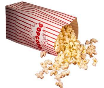 Полезен или вреден попкорн для здоровья?