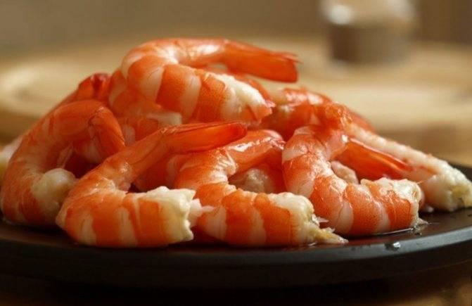 Можно ли есть креветки, кальмары кормящей маме