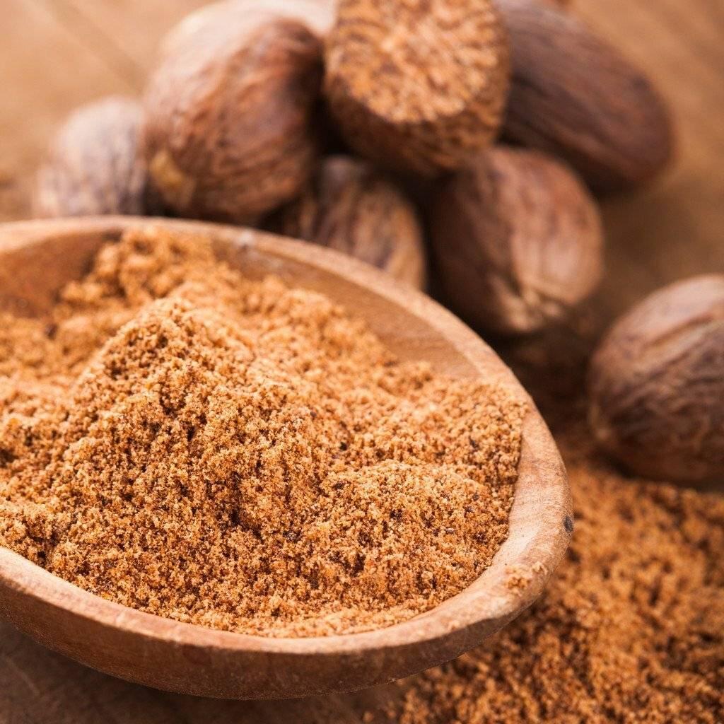 Мускатный орех: полезные свойства и применение